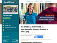 The Ups Store In La Crescenta 2629 Foothill Blvd Mail Services In