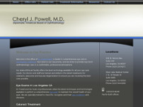 LA Downtown Medical Center website screenshot
