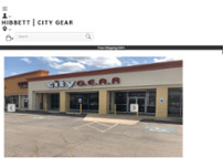 City Gear website screenshot
