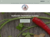 Tipico Dominicano Restaurant website screenshot