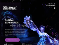 Site Smart Marketing website screenshot