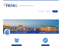 Paramount Residential Mortgage Group - PRMG Inc. website screenshot