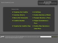 Banco Federal, C.A website screenshot